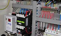 Электродвигатель на кромкообрезном станке «КЕДР» (5,5 кВт x5,5кВт)